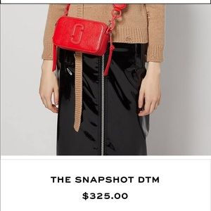 The Snapshot MARC JACOBS